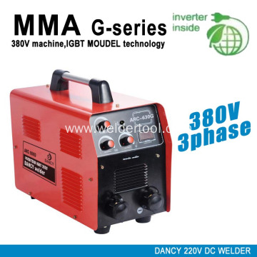 Industrial use three phase welder ARC 600