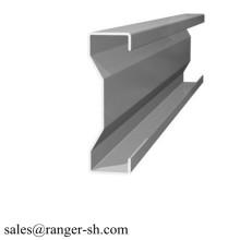 Correa de Sigma de acero galvanizado formando equipo de diseño de Finlandia