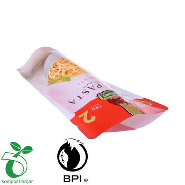 ECO Plastic Stand Up Food bag Heat Seal Water-proof and Antioksidan