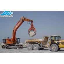 Excavator Grab for Stone (GHE-SG-002-A)