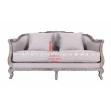 Sofá de sala de estar vintage