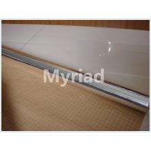 Folha de alumínio quente da selagem do calor da folha da venda com o revestimento do PE em dois sentidos