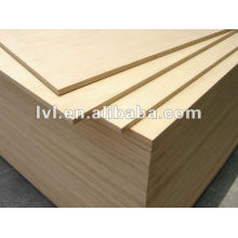 3.2mm plywood for decoration and packaging