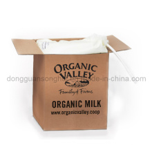 Saco de embalagem de leite em caixa / saco de leite em caixa / saco de leite