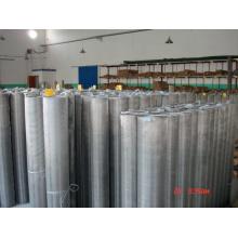 Malha de arame de aço inoxidável (316L)