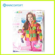 PU-Ski Regenkleidung Rum-022 des netten Mädchens