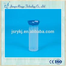 Boîte d'aspiration médicale jetable avec solidificateur homologué CE ISO
