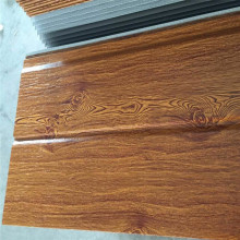 Insulation decorative PU foam wood wall covering