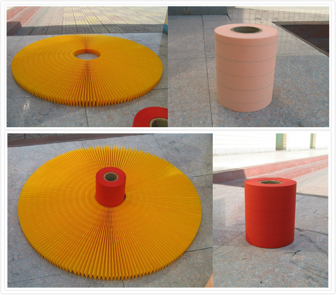 Oil Filter Paper for Auto