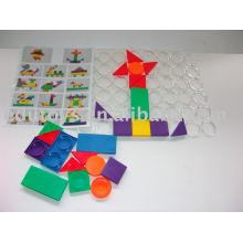 desktop toys plastic puzzle