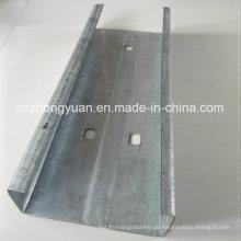 Baumaterial Metall C Purlin Preis