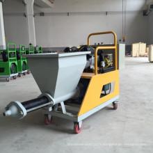 Machine de plâtre de pulvérisation de mortier de ciment mini de haute qualité