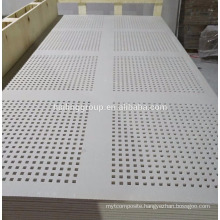 12MM Acoustic Perforated Gypsum Board