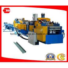 Volle Automated C Purline Maschinen mit Pre-Stanzen und Pre-Cutting
