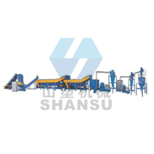 PPPE Film Recycling,Washing,Crushing Line