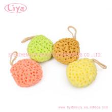 Non Latex Soft Bath Sponges Various Color