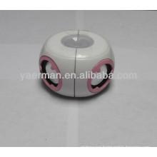 cute computer speaker,mini usb power 2.0 multimedia speaker