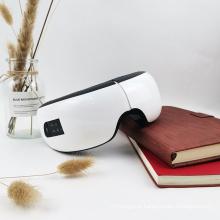 Massagem digital vibrativa ocular para glaucoma