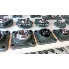 Good Quality Chrome Steel Ucf Pillow Block Bearing F211