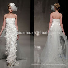 NW-288 Glamous Designer Wedding Dress