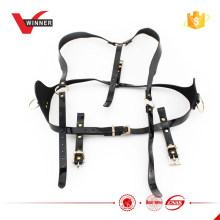 New arrival Sexy SM leather belt