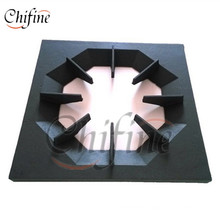 Cast Iron Gas Burner Grate Gas Stove Pan Support