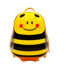 Cute Bee Design Kids′ Luggage Trolley
