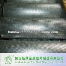 Malha de perfuração de aço inoxidável para filtro (preço de fábrica)