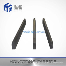 Tungsten Carbide Flat Strip with Polished