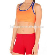 Soem-hoher Qualität gepolsterter Gymnastik-Sport-BH