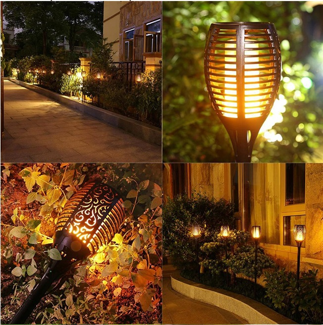 Led Flame Effect Light