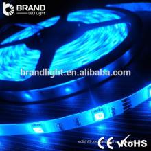 Fabrik Preis 12V 5000k 5050 smd führte Streifen Licht Licht 100lm / w