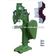 Riveting Machine for riveting semi-tubular rivets(2mm-3.5mm)