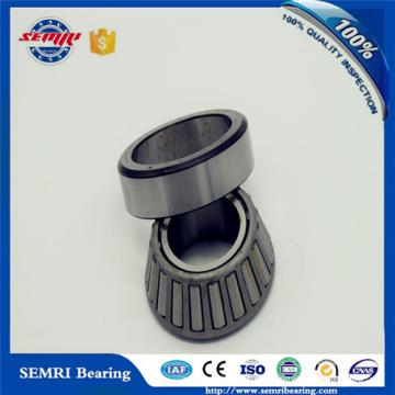 China Comercio al por mayor Semri High Performance Rodamientos de rodillos cónicos de una hilera (30211)