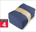 70%  bamboo 30 %cotton 4 sets of Towel Set