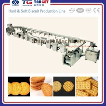 Delicious soda sugar free biscuit production line