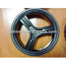 10 inch plastic EVA wheels for children