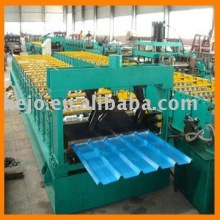 Step Steel Tile Forming Machine