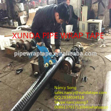 pe tape coating machine