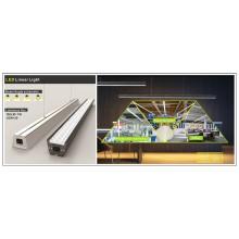 Lumière linéaire imperméable chaude de l'IP65 LED pour le projet d'éclairage de qualité