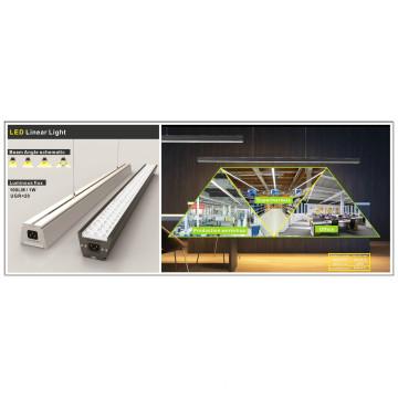Heißes IP65 imprägniern lineares Licht LED für Qualitäts-Beleuchtungsprojekt