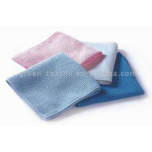 Waffle cleaning cloth