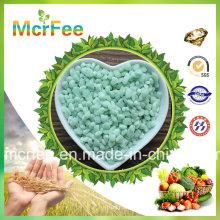 Fábrica Fe 19,7% Ferrosos Sulfato Fertilizante