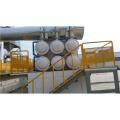 Alta Eficiência Waste Pneu Pirólise Petróleo Bruto, reciclagem de resíduos de pneus / borracha / plástico abs pp pe e produzir gasolina