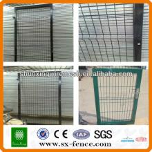 Alibaba puertas baratas del jardín / puertas de seguridad interiores / puerta barata de la cerca !!!