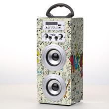 3.5mm jack mobile mini active pa speaker