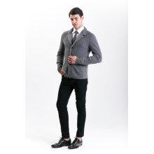 Camisola de Mistura de Cashmere para Moda Masculina 18brawm012