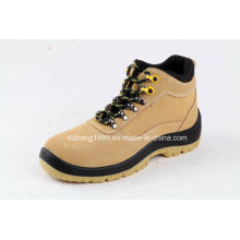 High Leather Safety Shoes Rubber Boots Working Footwear Fashion Work Shoes