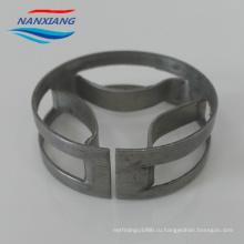 Из ss304 316 металл Внутренний изогнутый Сплюснутый дуги кольца