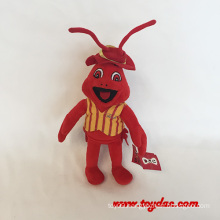 Plush Cartoon Characters Lobster Toy